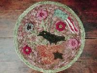 Circle Flower Mat