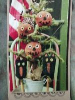 Hooked Halloween Ornies