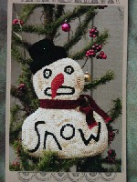 "Hooked ""Snow"" Snohead"