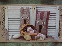 Woolen Mr. Hare