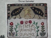 Crow Sampler foundation