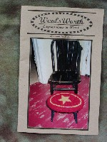 Star Foot Stool